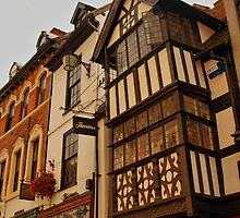 Shrewsbury Building (2) by kalaryder