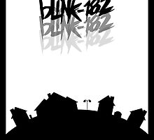 blink-182: Neighborhoods by Declan Black