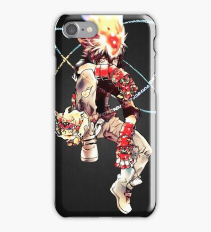 Tsuna iPhone case(black)  iPhone Case/Skin