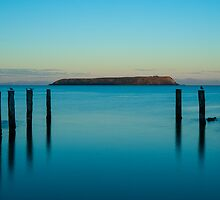 Mana Island by Barry Culling