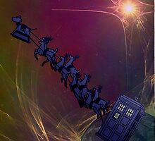 Doctor's Sleigh by DoctorWhy