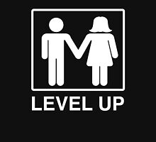 Level Up. Marriage Unisex T-Shirt