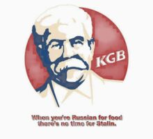 Freshly Served KGB by BSRs