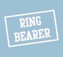 Ring Bearer Box Baby Tee