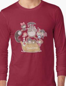 Studio Ghibli Friends Long Sleeve T-Shirt