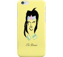 The Princess iPhone Case/Skin