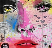 candy punk by Loui  Jover