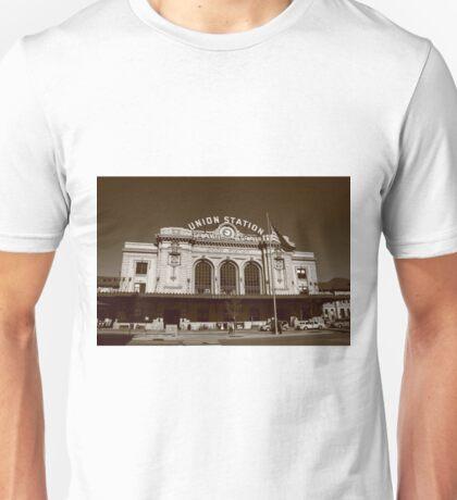 Denver - Union Station Unisex T-Shirt