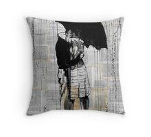 hopeless romantics Throw Pillow