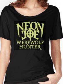 Neon Joe Werewolf Hunter Women's Relaxed Fit T-Shirt