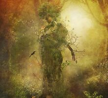 Mother Earth by autumnsgoddess