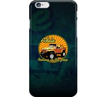 Adele - Rolling In The Jeep iPhone Case/Skin