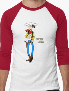 Lucky Luke III Men's Baseball ¾ T-Shirt