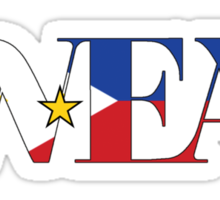 Sweat for the Philippines! Sticker