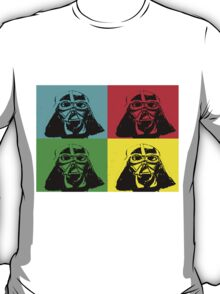 Darth Vader Pop Art T-Shirt