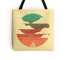 Go west - cycling Tote Bag