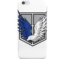 Survey Corp Emblem iPhone Case/Skin