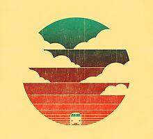 Go west by Budi Satria Kwan