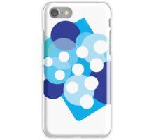 Blue Dots iPhone Case/Skin