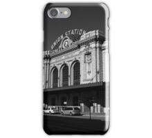 Denver - Union Station iPhone Case/Skin