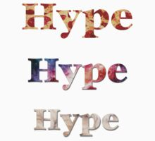 3 Types of Hype by careball