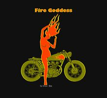 FIRE GODDESS Unisex T-Shirt