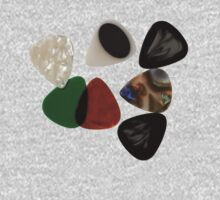 Plectrums/ plectra? by peteroxcliffe