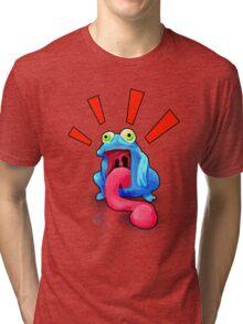 Lunatic Amphibiamorphus Tri-blend T-Shirt
