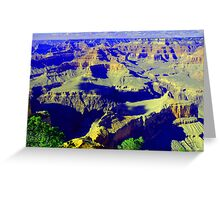 Grand Canyon... South Rim Greeting Card