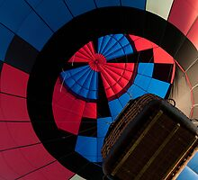 Hot Air Balloon Taking Off by donberry
