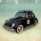 Number 46 - VW Beetle by Vin  Zzep