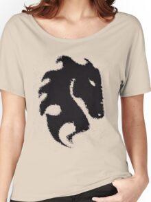 Like a Warrior Dark Horse Women's Relaxed Fit T-Shirt