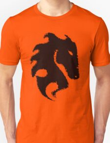 Like a Warrior Dark Horse T-Shirt