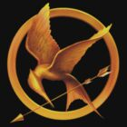 Mockingjay Pin by forbiddenforest