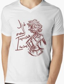 Another Impossible Standard Mens V-Neck T-Shirt