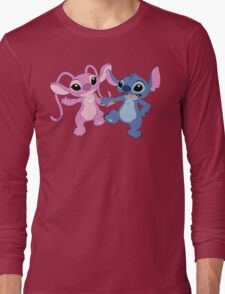 Cute and Fluffy Long Sleeve T-Shirt