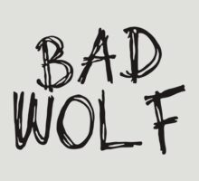 The Bad Wolf  by incipient