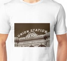 Denver - Union Station Unisex T-Shirt