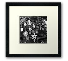 The Pilgrims Who Pass By Framed Print