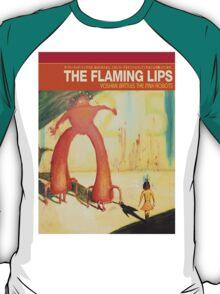 The Flaming Lips - Yoshimi Battles The Pink Robots T-Shirt