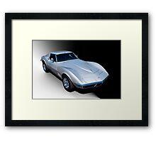 1970 Corvette Stingray Framed Print