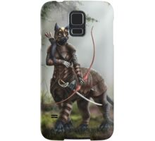 The Huntress - Felitaur Archer Samsung Galaxy Case/Skin