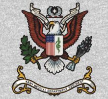 US Army Medical Department Regiment by cadellin