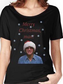 Merry Christmas from Hyde Women's Relaxed Fit T-Shirt