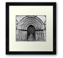 The Way to the Lord Framed Print