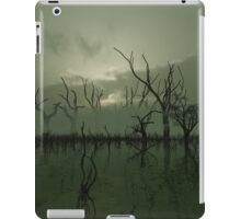 Misty Green Swamp iPad Case/Skin