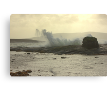 Stormy Bantry Bay Canvas Print