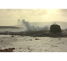 Stormy Bantry Bay Photographic Print