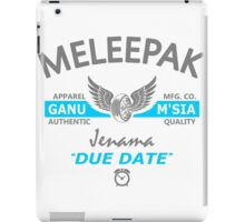 MELEEPAK iPad Case/Skin