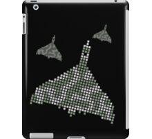 PIXEL8   Vulcan Bomber   Black Ops iPad Case/Skin